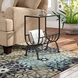 Englysche End Table by Charlton Home®