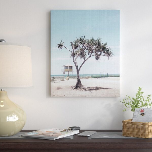 Landscape 3 Photographic Print on Wrapped Canvas by East Urban Home