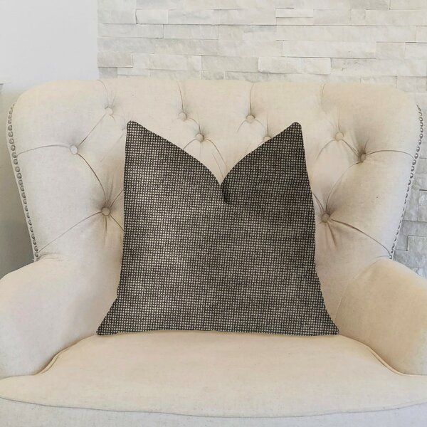 Abigail Luxury Throw Pillow by Plutus Brands