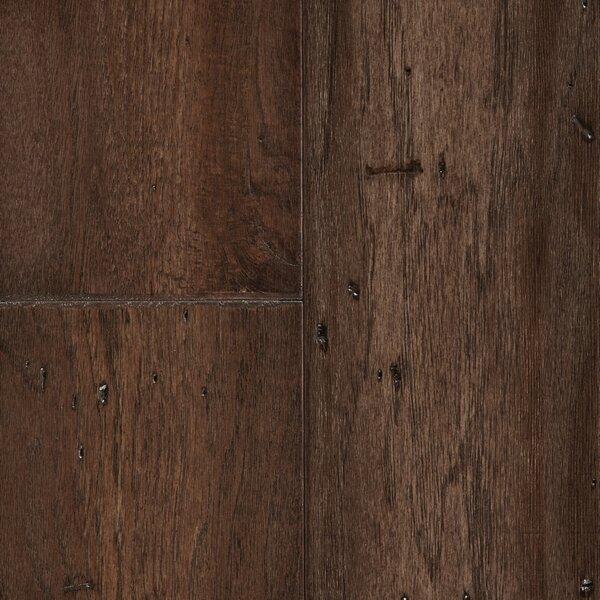 Hometown 5 Engineered Hickory Hardwood Flooring in Appaloosa by Mannington