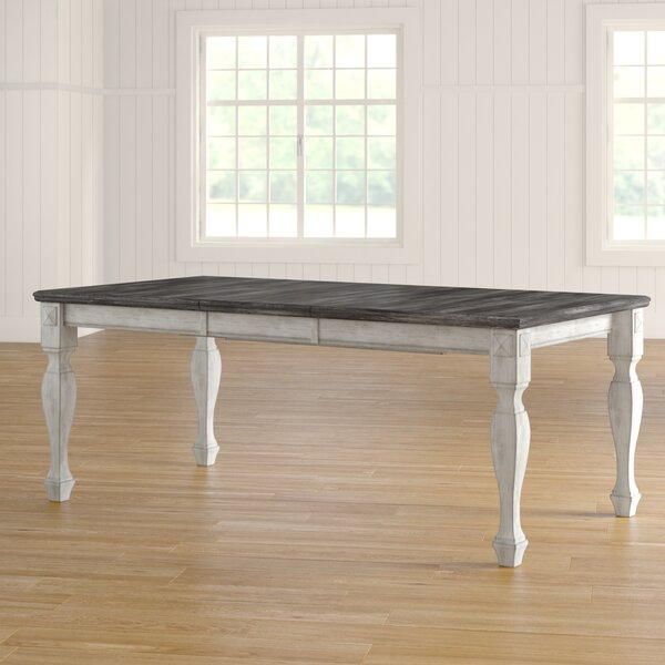 Nathalie Extendable Dining Table by Lark Manor