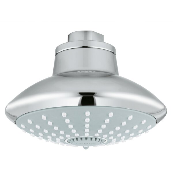 Euphoria 2.5 GPM Shower Head With DreamSpray By GROHE