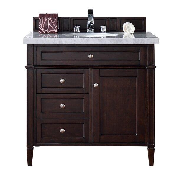 Brittany 36 Single Bathroom Vanity Base by James Martin Furniture