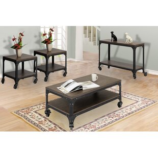 Affordable Price Rhett 4 Piece Coffee Table Set By17 Stories