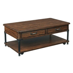 Lovely Saluda Coffee Table Broyhill?