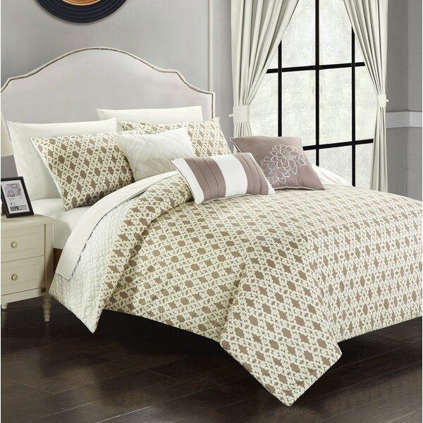 Zacarias Reversible Comforter Set