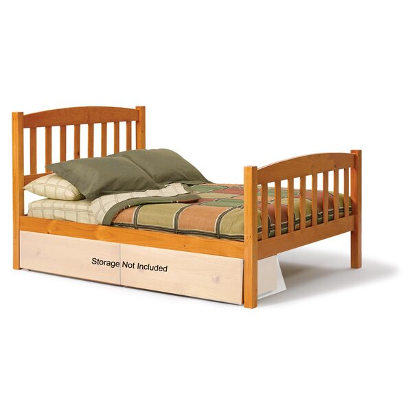 Mission Slat Bed by Chelsea Home