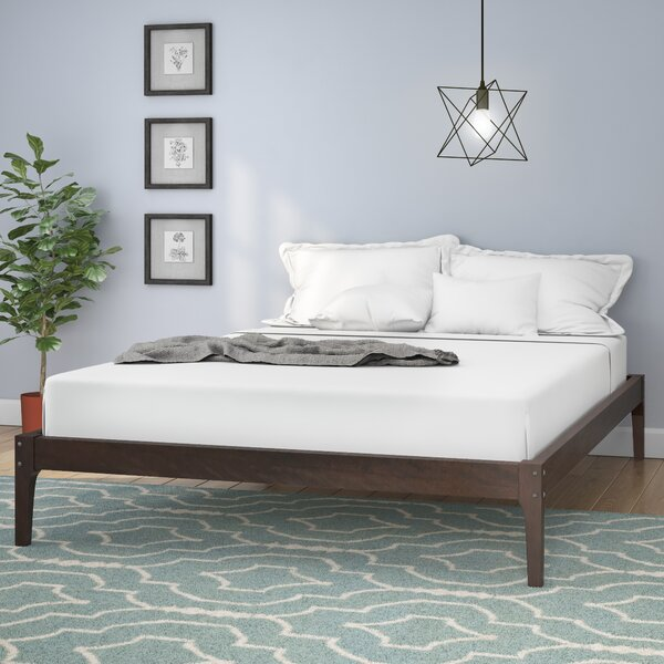 Elio Platform Bed by Mercury Row