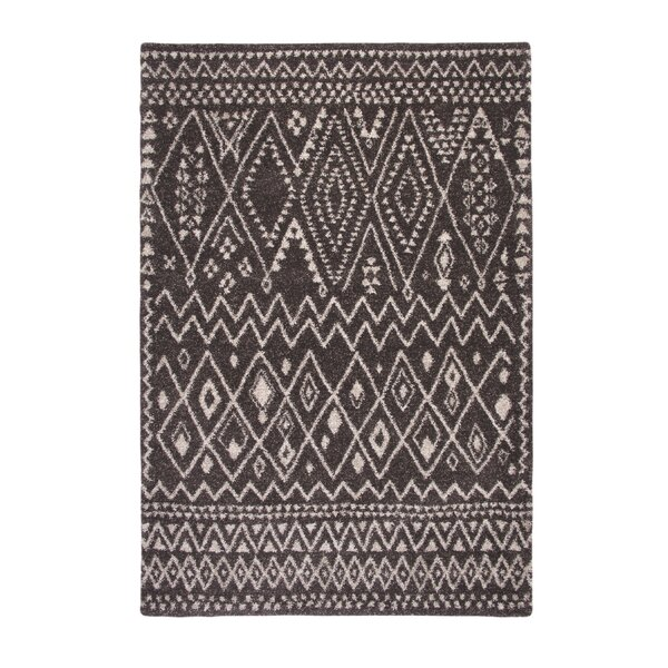 Devin Chocolate Area Rug by Union Rustic