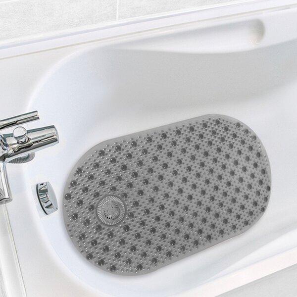 Hair Catcher Tub Mat by Popular Bath