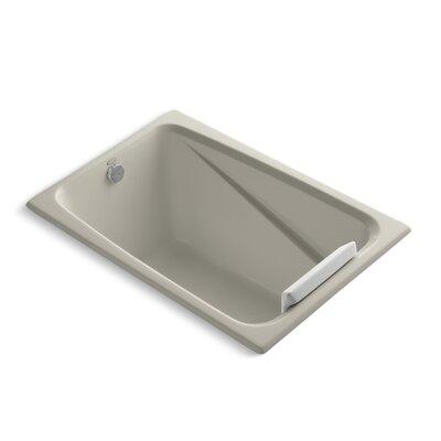 Greek Drop Soaking Bathtub