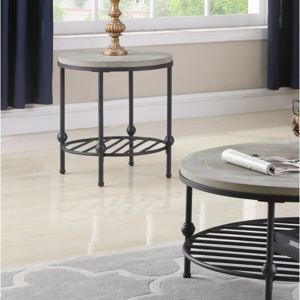 Connor End Table by Foundry Select
