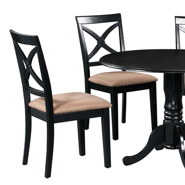 Amazing Fontinella Solid Wood Dining Chair (Set Of 2) By Alcott Hill Sale