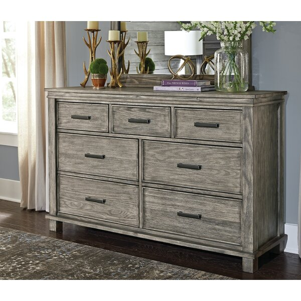 Sayler 7 Drawer Dresser by Gracie Oaks