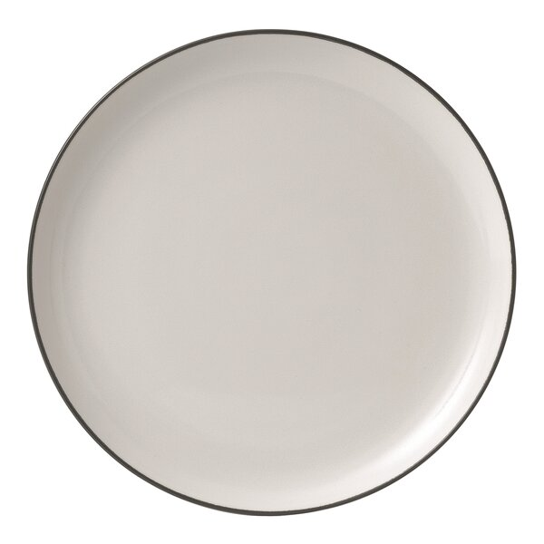 Bread Street 10.6 Dinner Plate by Gordon Ramsay by Royal Doulton