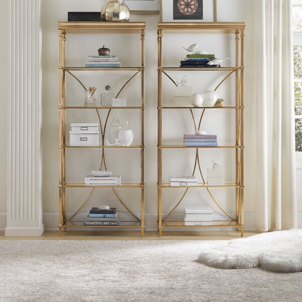 Highland Park Etagere Bookcase by Hooker Furniture