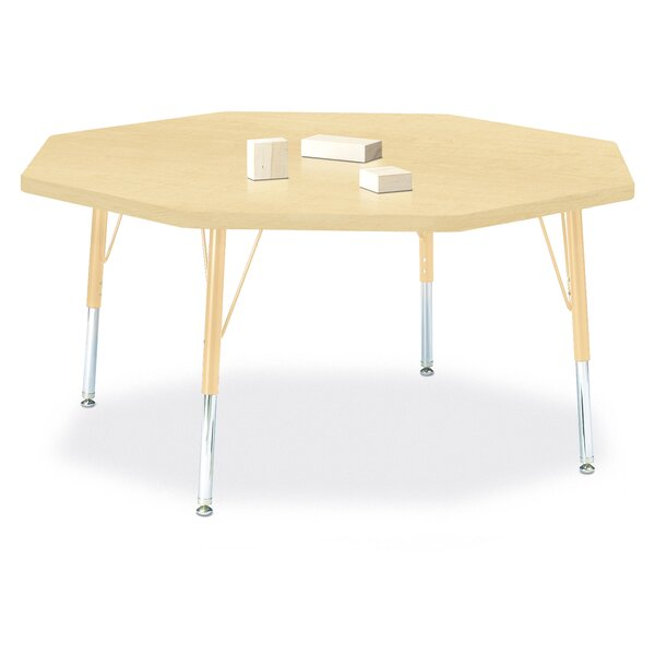 Berries 48 Octagon Activity Table by Jonti-Craft