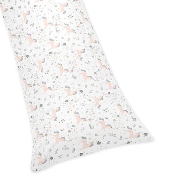 Unicorn Body Pillow Case by Sweet Jojo Designs
