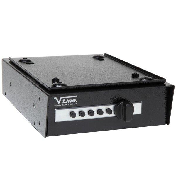 Steel Desk Mate Safe by V-Line Industries