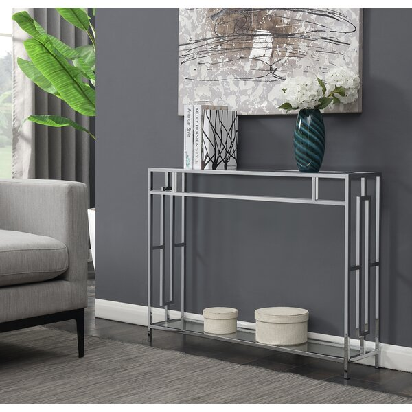 Lynx Console Table by House of Hampton