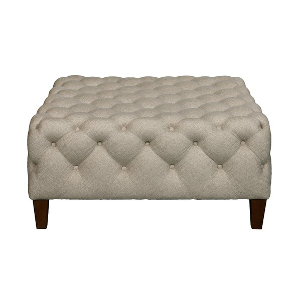 Brysen Cocktail Ottoman by Darby Home Co