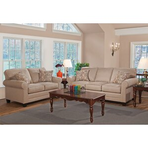 Charming Configurable Living Room Set