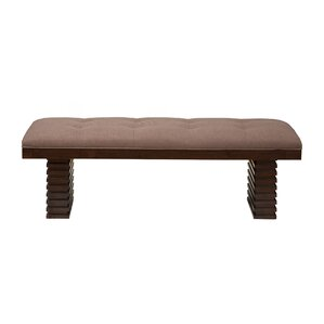 Thermopolis Upholstered Bench by Orren Ellis
