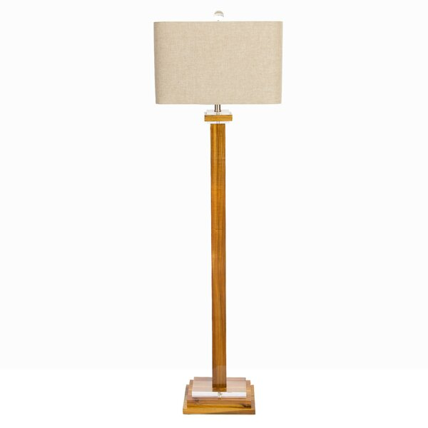 Enfield 66 Floor Lamp by Bay Isle Home