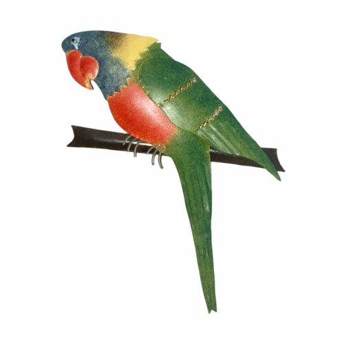 World Menagerie Parrot Wall Décor Wayfair