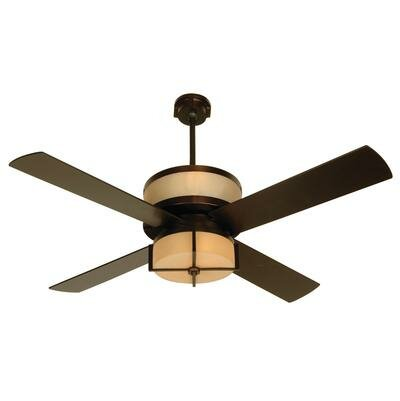 56 Maryana 4 Blade LED Ceiling Fan by Latitude Run