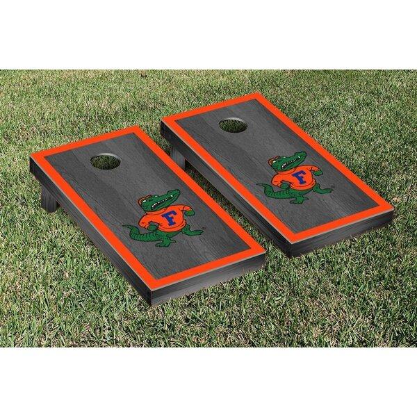 NCAA Florida UF Gators Version 2 Cornhole Game Set by Victory Tailgate