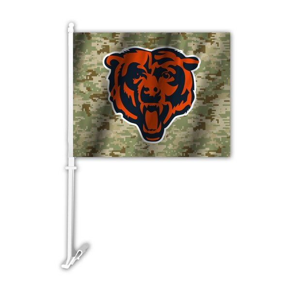 Fremont Die NFL Chicago Bears 4 x 6-Foot Flag