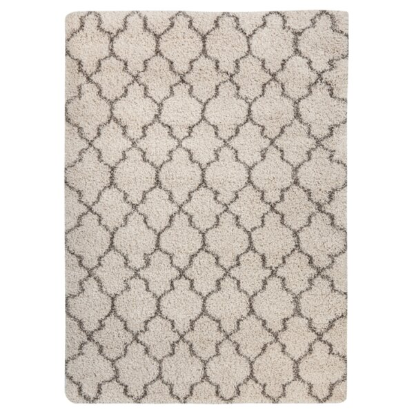 Gate Power Loomed Cream Area Rug by Signature Design by Ashley