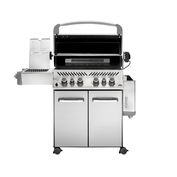 Prestige® 500 4-Burner Gas Grill by Napoleon