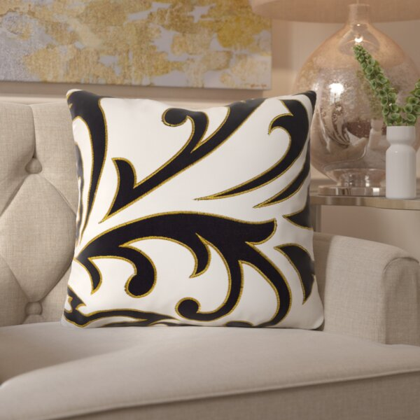 Wolverhampton Indoor/Outdoor Throw Pillow by Mercer41