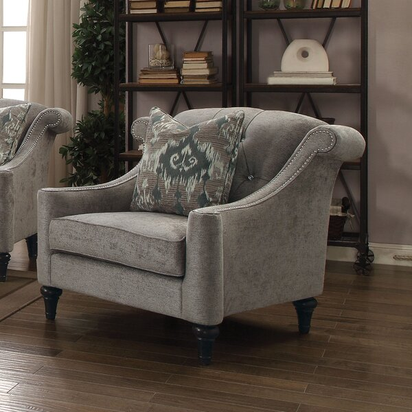 Horacia Armchair by Darby Home Co Darby Home Co
