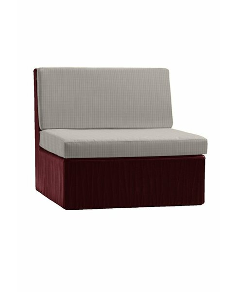 Mobilis Patio Sectional with Cushions by Tropitone