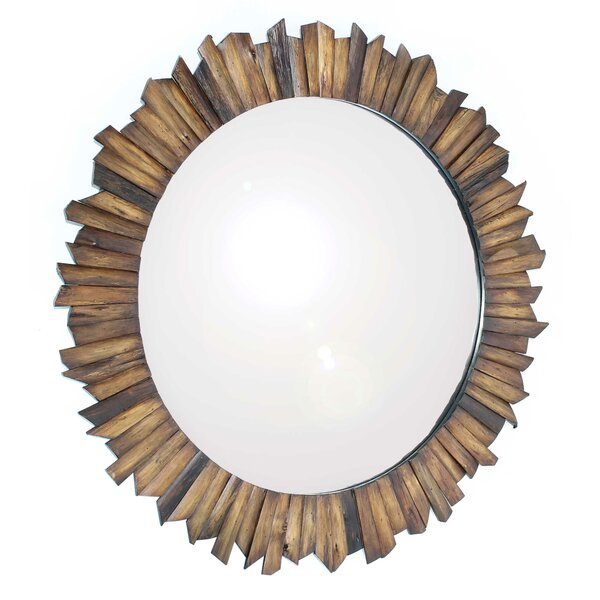 Sempronius Wall Mirror by Bloomsbury Market