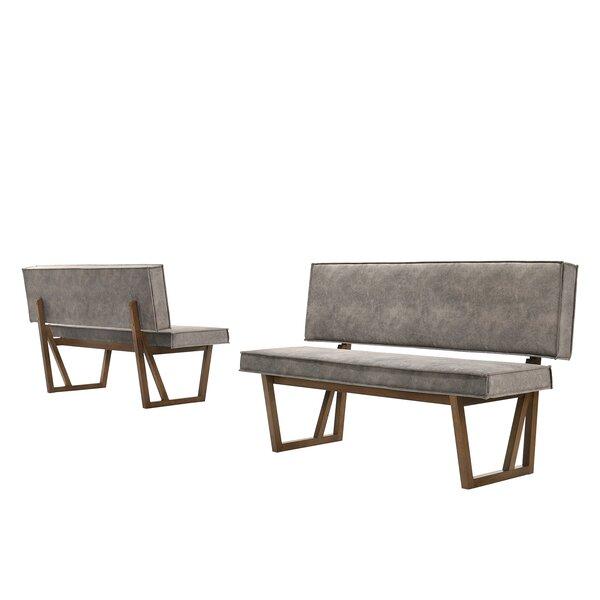 Bergmann Bench by Corrigan Studio Corrigan Studio