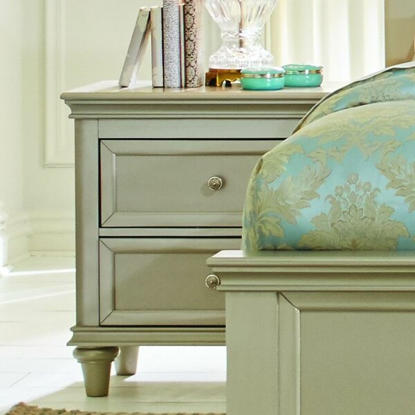 Celine 2 Drawer Nightstand by Willa Arlo Interiors