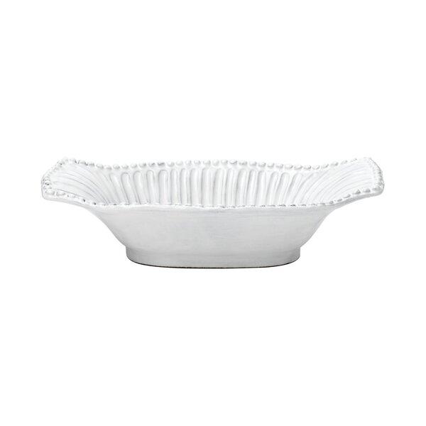 Incanto Stripe Au Gratin Dish by VIETRI