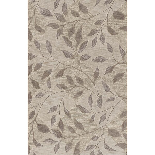 Bryant Hand-Tufted Ivory Area Rug by Red Barrel Studio