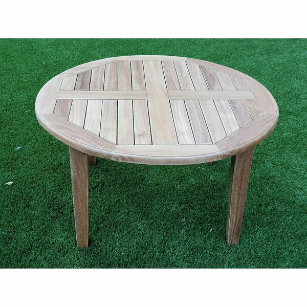 Kasen Solid Wood  Coffee Table by Highland Dunes