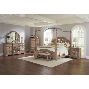 Impressive Wood Bedroom Sets Style