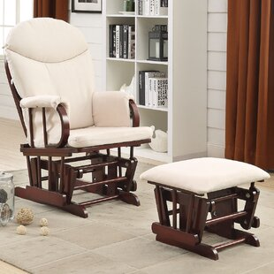 Top Reviews Raul Rocker Glider and Ottoman By A&J Homes Studio