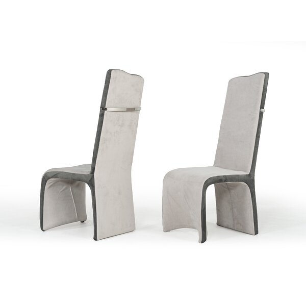 Epstein Upholstered Dining Chair (Set of 2) by Brayden Studio Brayden Studio