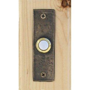 Classic Slim Doorbell Button