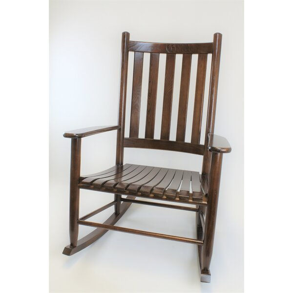 Augusta Grand Rocking Chair by Millwood Pines