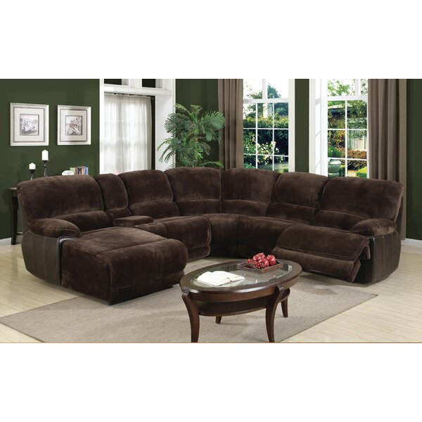 Macauley Reclining Sectional by Red Barrel Studio
