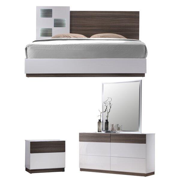 Elida Platform Configurable Bedroom Set by Orren Ellis